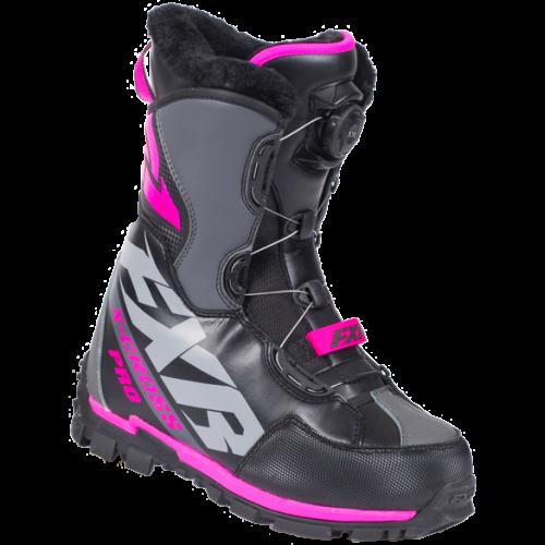 c09dce18f4a Ski-doo senteret - Vare - X-Cross Pro BOA Boot Black/Fuchsia